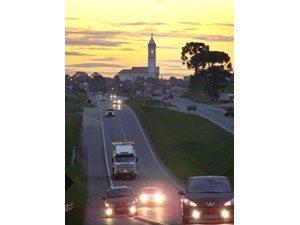 Foto: Previsão é de que, entre segunda e sexta-feira, mais de 390 mil veículos trafeguem pelos 480 quilômetros de rodovias principais administrados pela RodoNorte