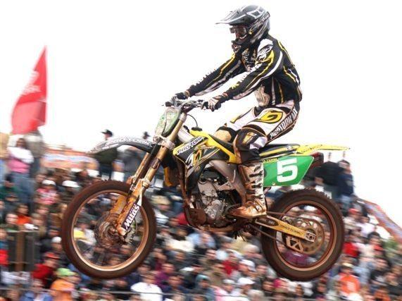 Nico Rocha é segundo na 5a etapa do Brasileiro de MX