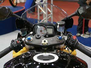 Foto: Suzuki cockpit - Bitenca