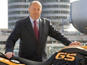 Foto: Hendrik von Kuenheim, diretor da BMW Motorrad