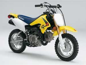Notas internacionais: Suzuki mini DR,  norte-americano de Motocross e Kawasaki ZX-10R