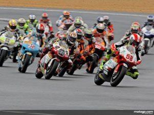 Nova classe de 600cc a 4 tempos substitui as 250cc a partir de 2011