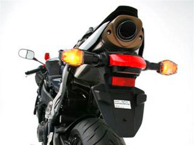 Nova Honda CBR600RR: potência e leveza numa mesma superesportiva