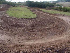 Nova pista receberá 7ª etapa Copa Sul de Motocross