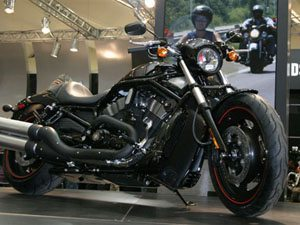 Foto: Harley Night Rod Special