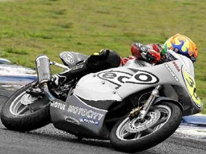 Foto: Phillipe Thiriet foi o pole na 500cc