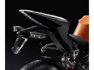Novidade à vista - KTM RC8