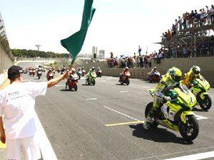 Novo Campeonato Brasileiro de Motovelocidade começa em abril e terá oito etapas