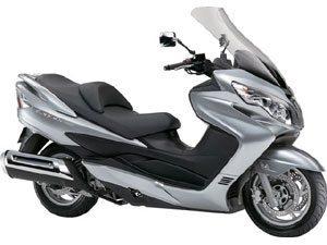 Foto: Maxi scooter Burgman 400