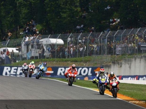 Número e factos antes da visita do MotoGP a Donington