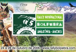 O maior rally da Amazônia - 24 a 28 de outubro
