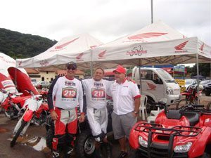 Foto: Da esquerda para direita: Gustavo Noel, Ricardo Soares e Sérgio Delmont
