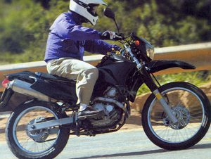 Foto: Yamaha XTZ 250