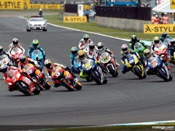 Os números de MotoGP em Valência