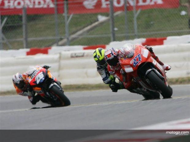 Os números do MotoGP em Donington