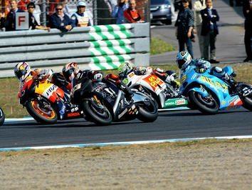 Os números do MotoGP para a terceira jornada