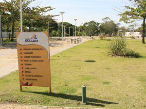 O Parque da Cidade, em Rio das Ostras, tem  toda a estrutura necessária para o evento.