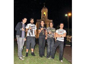 Foto: A Banda Faixa Etária é atração no Encontro de Motociclistas