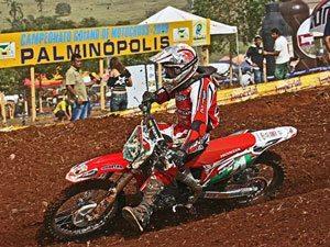 Palminópolis tremeu com a 2ª etapa do Goiano de Motocross
