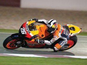 Pedrosa fecha primeiro dia do Qatar como mais rápido