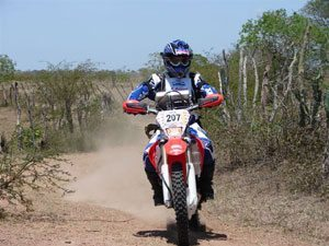 Piloto baiano quer o título nas motos no Cerapió 2010