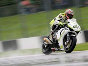 Piloto Honda vence Superbike em Donington Park