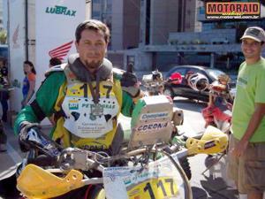 Piloto paulista pronto para a segunda participação do Rally Piocerá 2009
