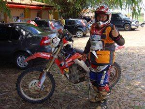 Piloto tocantinense se prepara para encarar as fortes disputas do Cerapió2010