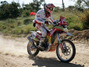 Foto: Pedro Bianchi - piloto de rali patrocinado pela ASW