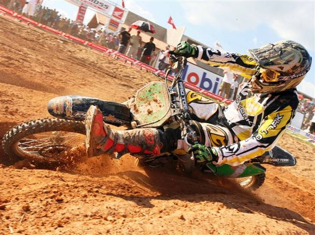 Foto: Marronzinho, piloto da Pro Tork Racing Team