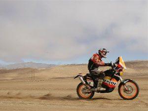 Pirelli conquista 1º e 2º  na classificação geral no Dakar 2009 com Scorpion Rally