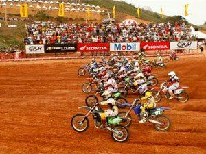 Pirelli leva tecnologia internacional ao Campeonato Brasileiro de Motocross