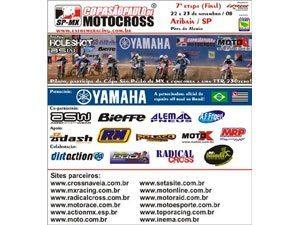 Pista do Alemão recebe a grande final da Copa São Paulo de Motocross