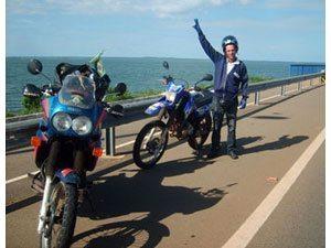 Pneus Rinaldi em aventura pelo Brasil