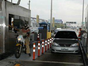 Ponte Rio-Niterói terá cabine especial para motos