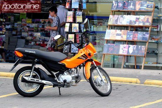 Honda POP, a caçulinha da marca