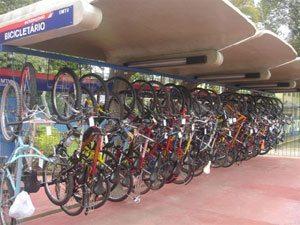 População aprova bicicletários nos Terminais Metropolitanos