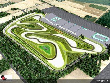Possível ronda de MotoGP na Hungria revelada em Budapeste