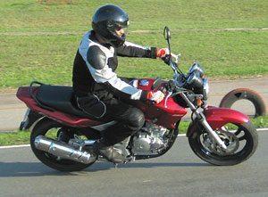 Foto: Yamaha Fazer 250