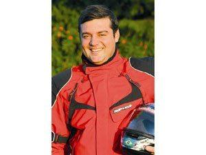 Foto: Raul Fernandes Jr. Editor da revista Motociclismo