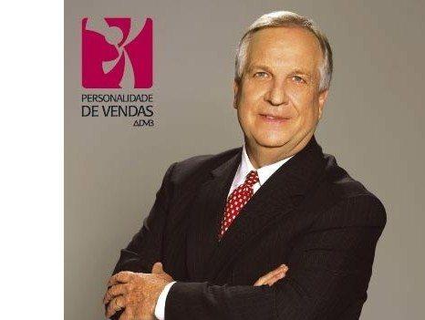 """Presidente da Brasil & Movimento é """"Personalidade de Vendas ADVB"""" 2006"""