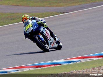 Pressão recompensa Rossi em Brno