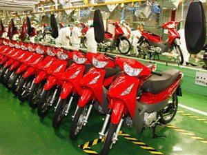 Foto: Fabricantes projetam vender 1.850.000 motos neste ano