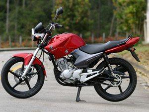 Primeiras impressões – Yamaha YBR 125 Factor 2009