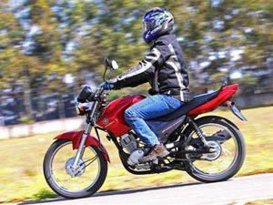 Primeiras impressões - Yamaha YBR 125 Factor 2009