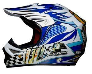 Pro Tork investe em novo capacete off-road