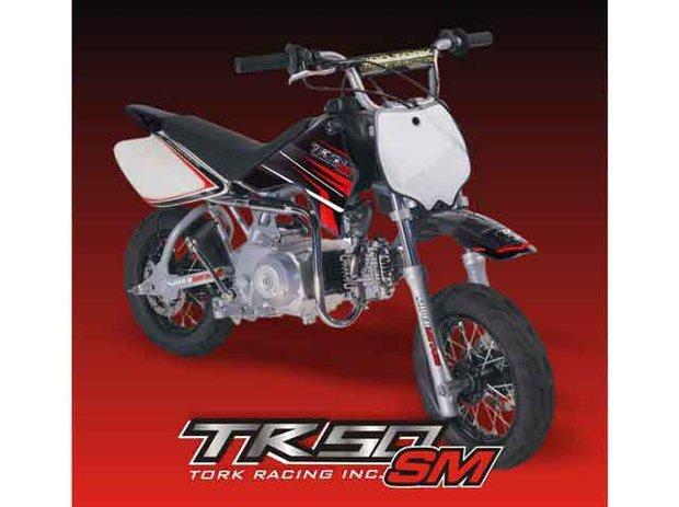 Pro Tork lança versão Super Motard da TR50