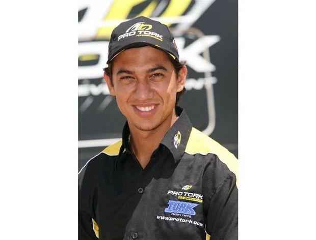 Foto: Marronzinho, da Pro Tork Racing Team, disputa a MX1