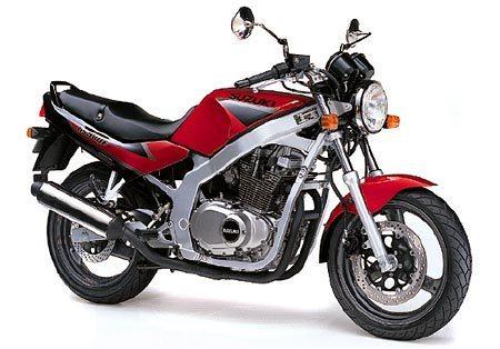 Foto: Suzuki GS 500 - Foto Divulgação