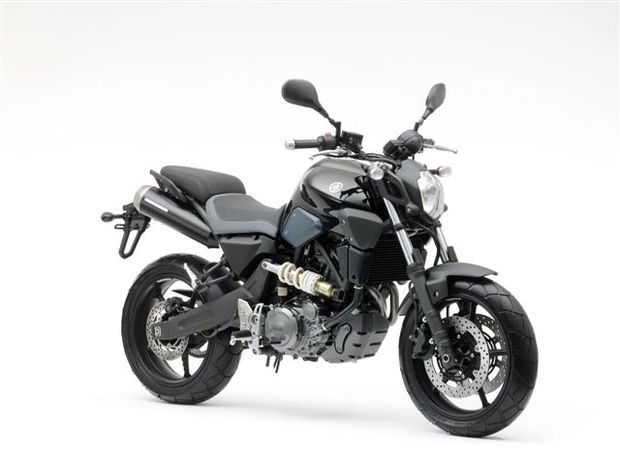 Foto: Sport Roadster Yamaha MT-03